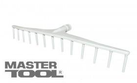 MasterTool Граблі пластикові 15 зуб 635*150 мм, Арт.: 14-6202