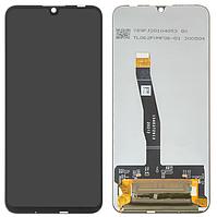 Дисплей Huawei Honor 10 Lite (HRY-LX1) + сенсор черный, оригинал (Китай) ( модуль, стекло)