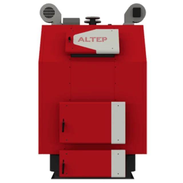 Altep Trio Uni Plus 300 кВт промисловий універсальний котел тривалого горіння, на твердому паливі