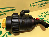 Фильтр всасывающий опрыскивателя с запорным клапаном Фильтр опрыскивателя Фильтра на опрыскиватель, фото 2