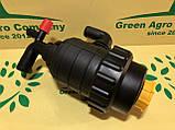 Фильтр всасывающий опрыскивателя с запорным клапаном Фильтр опрыскивателя Фильтра на опрыскиватель, фото 3