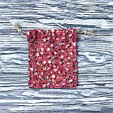 Эко-мешочек (розовый 12*15 см), фото 2