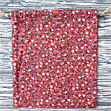 Эко-мешочек (розовый 26*30 см), фото 2