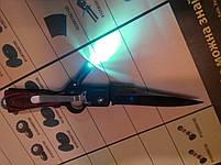 Складной нож модель автомата АК 47 с фонариком (AK 47), фото 4