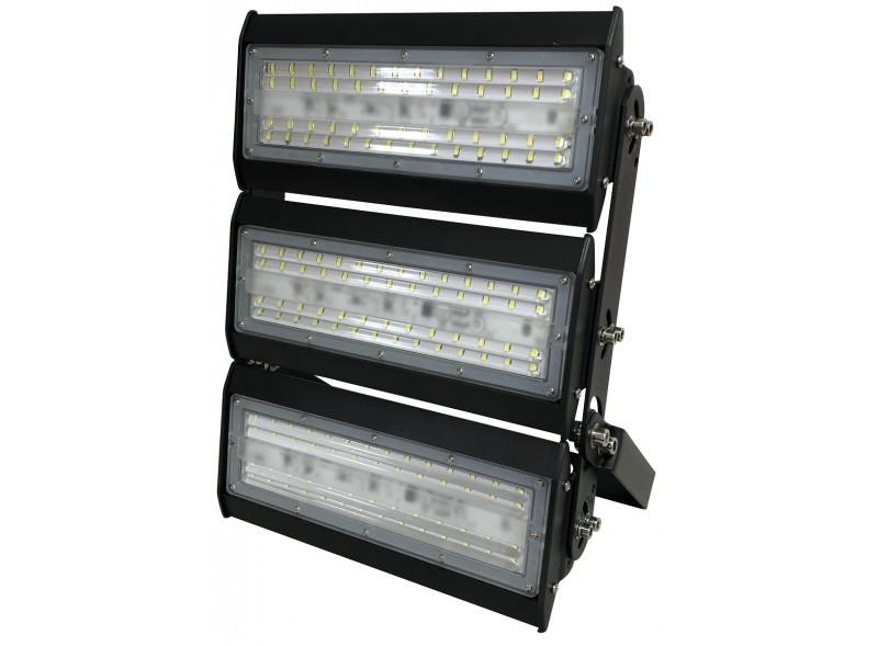 Led прожектор LUXEL 220-240V 150W 6500К IP65 LED-LX-150C секционный