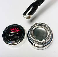 Гель-краска жидкий металл Master Professional Metal серебро