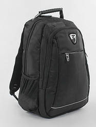 Школьный рюкзак для мальчиков черный Design2