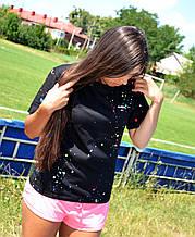 Женская футболка в стиле Off-White | Люкс качество!