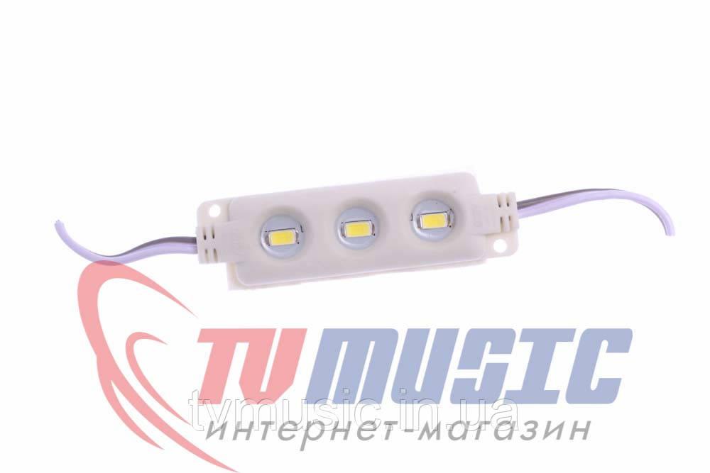 Светодиодный модуль 5630 3 SMD White
