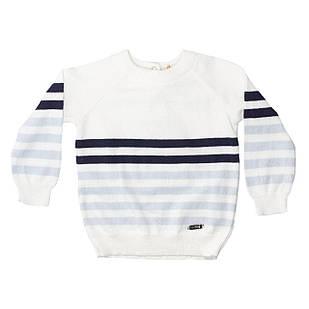 Вязаный свитер для новорожденного, унисекс, размеры 3 мес, 6 мес, 9 мес