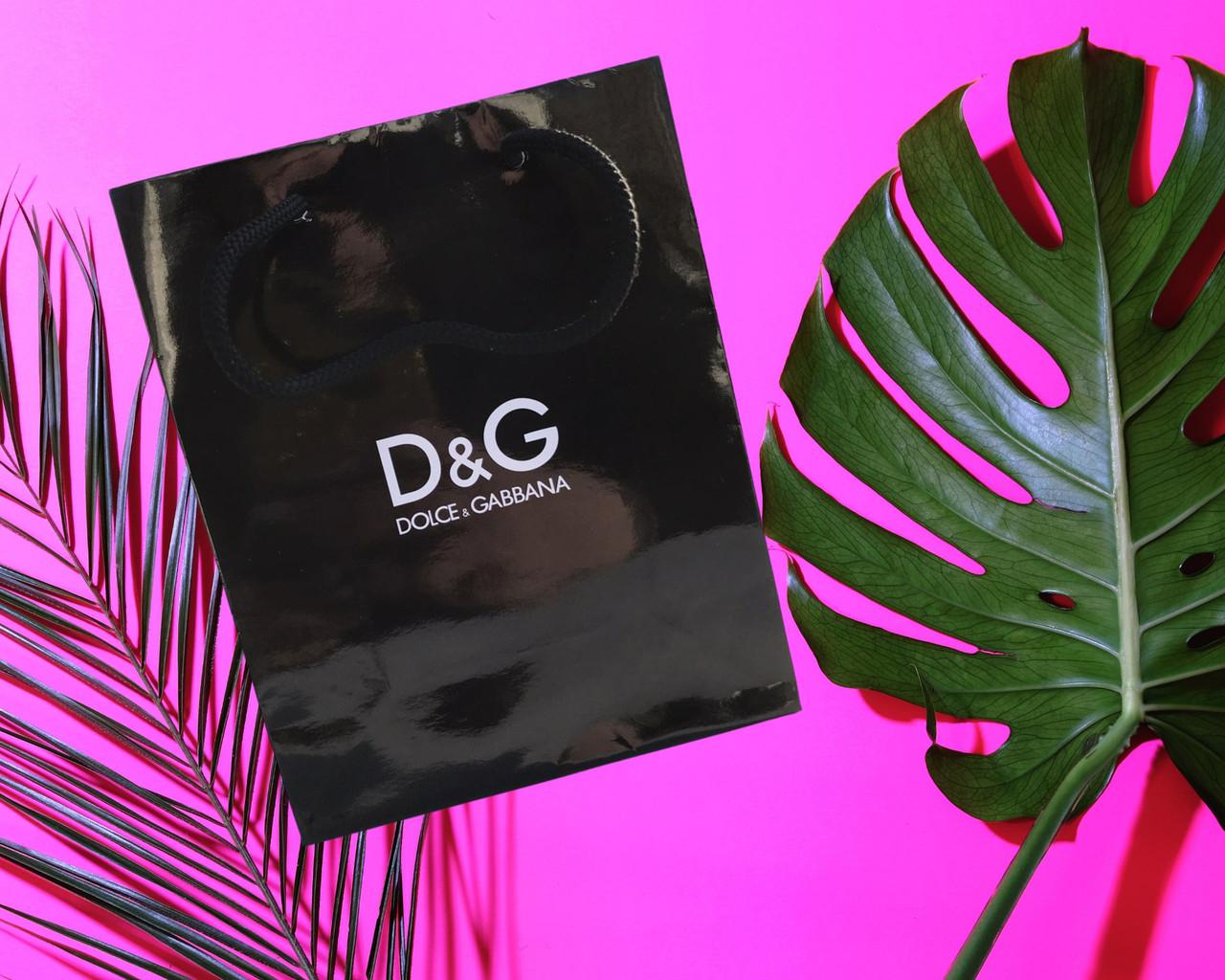 Подарочный пакет Dolce&Gabbana