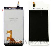 Дисплей Huawei Honor 4X (CherryPlus-L11)/Che2-L11/ Glory Play 4X + сенсор белый ( модуль, стекло)