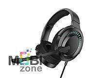 Наушники Baseus GAMO Immersive Virtual 3D Game headphone (PC) Black