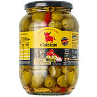 Оливки Toro Rojo c паприкой 340 g