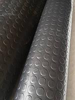 АВТОЛИН автомобильный линолеум чёрный (ширина 2м)