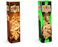 """Развивающая настольная игра """"POWER TOWER""""  РТ-01"""