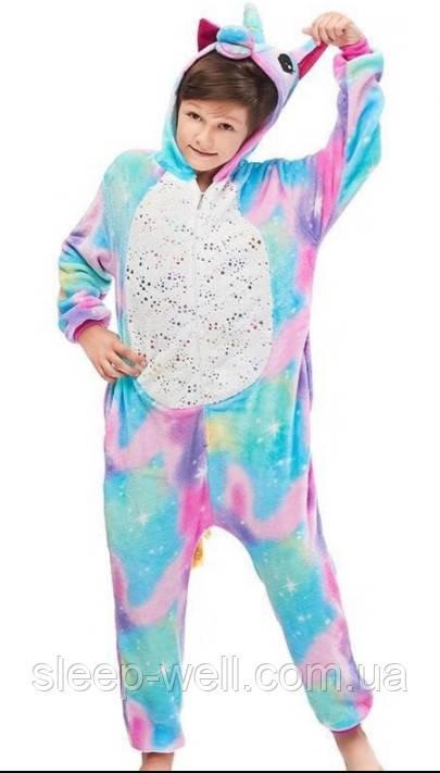 Детские махровые пижамы