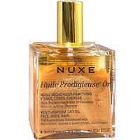 Чудесное cухое золотое масло Нюкс Nuxe Prodigieuse OR Multi-Purpose Dry Oil 100мл