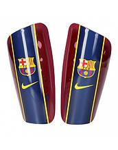 Щитки футбольные Nike FC Barcelona Mercurial Lite CQ8069-620 L