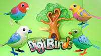 Интерактивные птички DigiBirds ! ! !