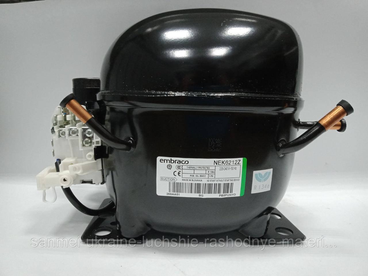 Компрессор EMBRACO NEK 6212 Z  R134a для бытовых холодильников