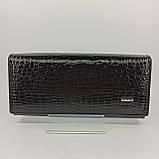 Класичний шкіряний жіночий гаманець / Классический кожаный женский кошелек Balisa C826-025 black, фото 3