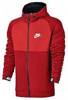 Кофта муж. Nike M Nsw Av15 Hoodie Fz Flc (арт. 861742-677), фото 1