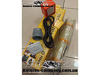 Мат нагревательный для дома или дачи, 1,4 м2 с сенсорным регулятором Terneo S