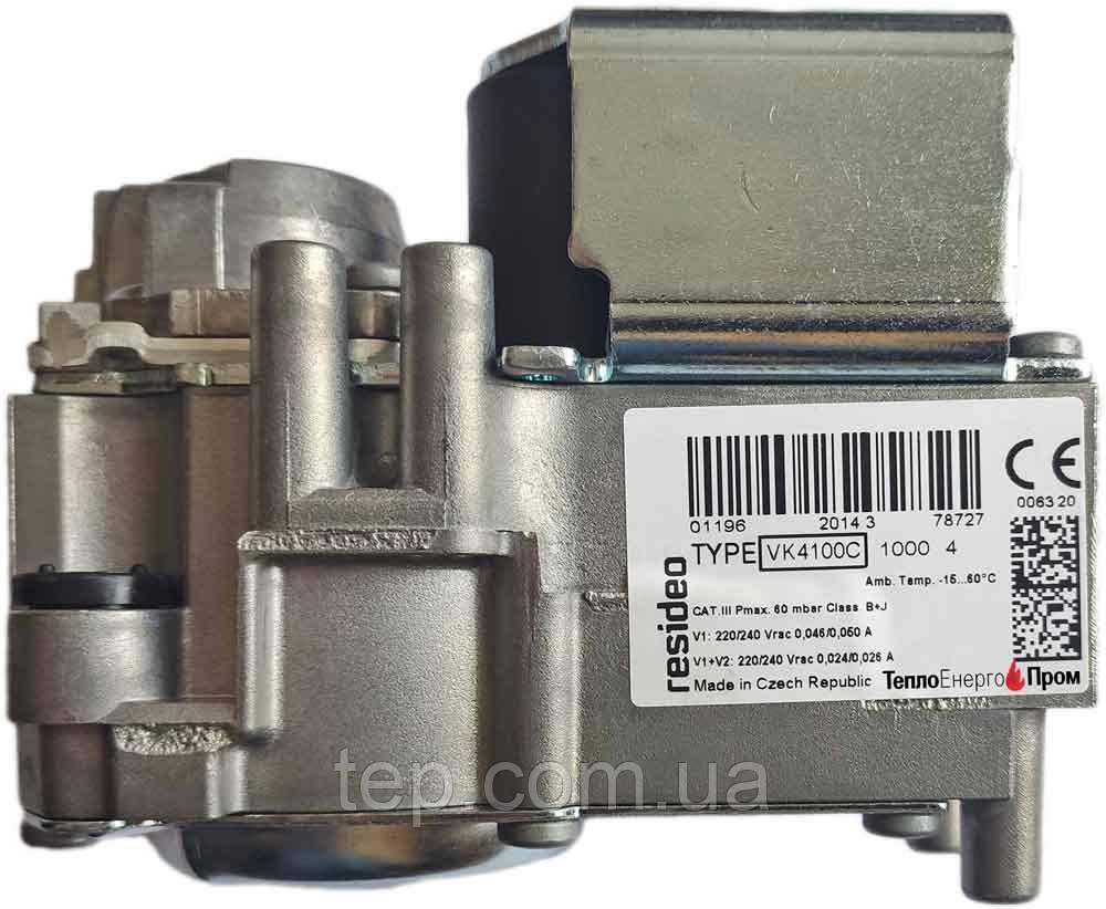 Газовый клапан Honeywell VK4100C 1000 4  Resideo VK4100C1000