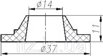 Уплотнение ЦД-237