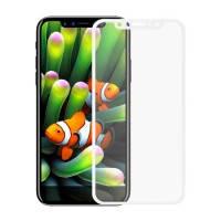 Защитное стекло Mofi Full Cover Glass White для iPhone 11 Pro/X/XS
