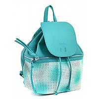 Рюкзак-сумка молодежный YES Weekend 554177 зеленый, фото 1