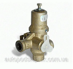 Регулятор давления воздуха Камаз МАЗ, Т-150, ЗИЛ, 11.3512010/100-3512010 ПААЗ