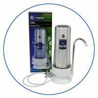 Кухонный настольный фильтр для очистки питьевой воды Aquafilter FHCTF1
