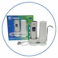 Фильтры для воды, 2 ступени фильтрации, сделаны из сертифицированных компонентов NSF и WRAS