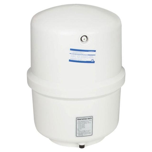 Пластиковый бак системы обратного осмоса для хранения воды (15 литров)