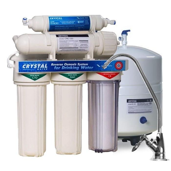 Система обратного осмоса Crystal CFRO-550