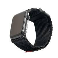 Ремешок UAG Active Watch Band Black для Apple Watch 38mm/40mm Series 5/4/3/2/1