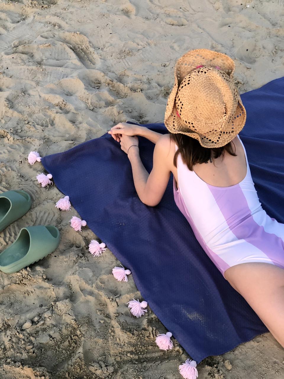 Пляжный коврик Popcorn