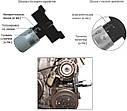 Приспособление для проверки натяжения ремней HS-E3449 JTC 1424 JTC, фото 4