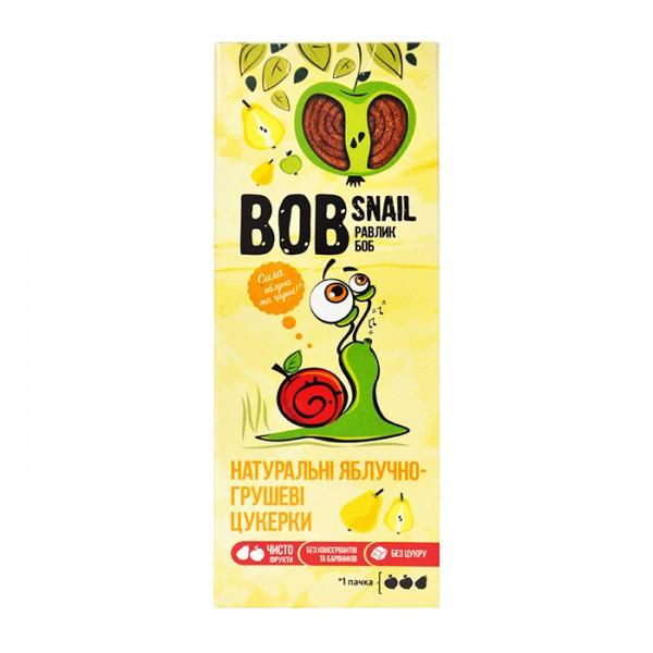 Конфеты яблочно-грушевые Bob Snail Равлик Боб 30г