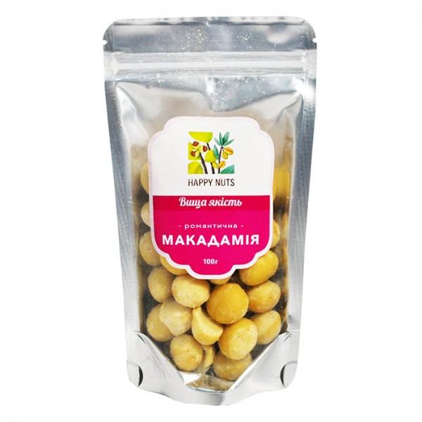 Орех макадамия Happy Nuts 100г
