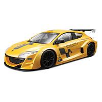 Авто-конструктор Bburago Renault Megane Trophy (желтый металлик, 1:24),(18-25097)