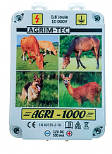 Електропастух AGRI-1000
