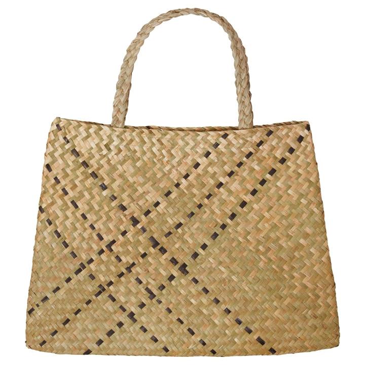 AXELSO Пляжна сумка, морські водорості, 70443358, ІКЕА, IKEA, AXELSO