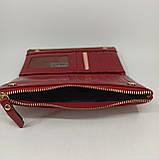Класичний жіночий гаманець / Классический женский кошелек Balisa C3604-001 red, фото 7