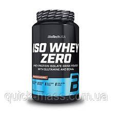 Протеїн Iso Whey Zero Biotech USA 908g
