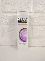 Женский шампунь против перхоти CLEAR Damaged&Coloured Hair (для поврежденных и окрашенных волос) 400мл