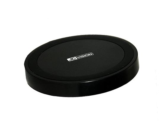 Беспроводное зарядное устройство JCVision Basic (black), фото 2