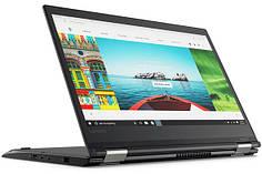 Ноутбук Lenovo ThinkPad Yoga 370 13.3 FHD Touch/Intel i5-7200U/8/512F/LTE/W10P/Black